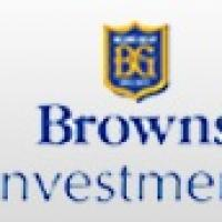 BROWNS INVESTMENTS PLC
